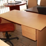 second hand office desk